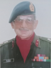 Go to the profile of  Brigadier Sarvesh D Dangwal