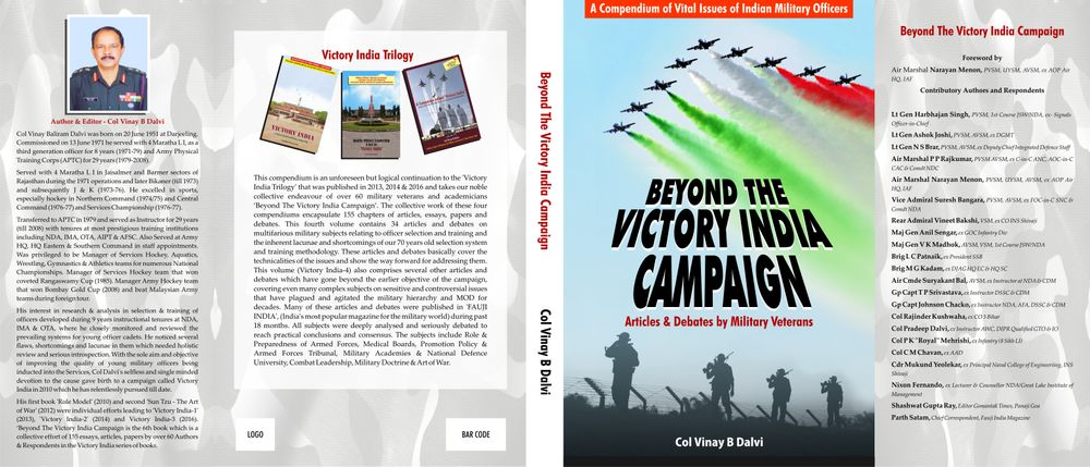 Victory India Volume 4: Beyond the Victory India Campaign