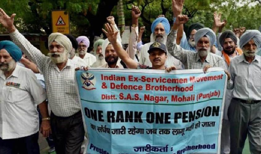 Should OROP Agitation Continue or Wind Up? A 'Diversity of Opinion' Debate
