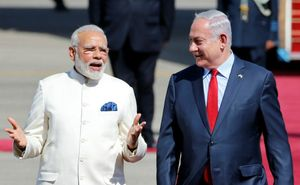 India and Israel: Balancing New Strategic Partnerships and Old Friendships