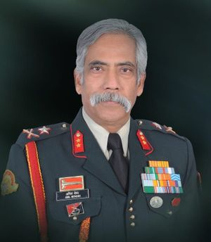 Major General Anil Sengar, ex ADGMF