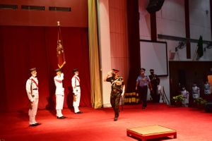 335 Cadets Pass Out of 138th Course NDA