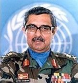 Hi I'm Lieutenant General Satish Nambiar (Retd)