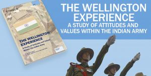 In Conversation with Col. David O Smith (Retd), Author of 'The Wellington Experience'