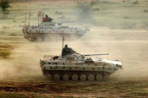 OFB: Mine-Proof BMP ICVs to be Inducted Soon
